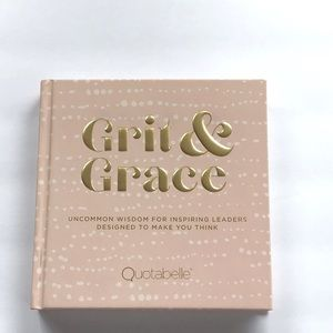 🐢 3 for $25 💘 Grit & Grace Book of Quotes